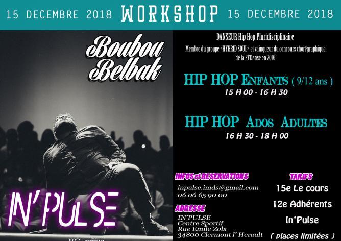 Stage boubou 15 decembre 2018