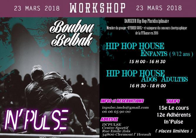 Stage boubou 23 mars 2019